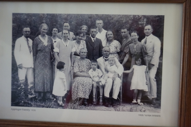A family portrait includes no hint of the death and destruction that would soon visit each person pictured.
