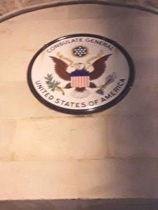 palestinian consulate