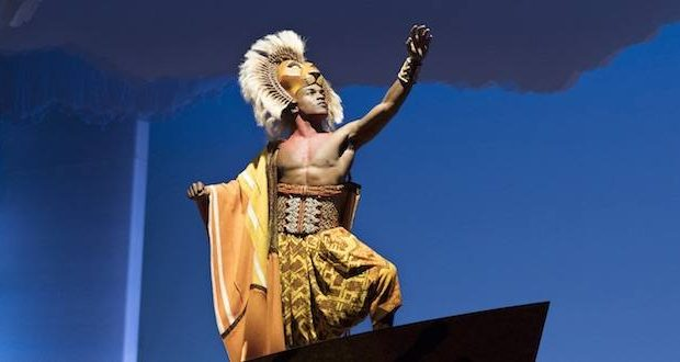 captivate lion king