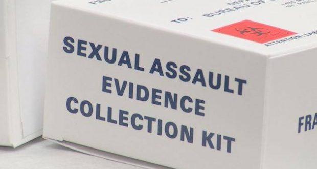 rape kit, rape kits