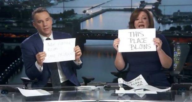 tv news bloopers