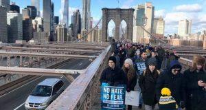 new york anti-Semitism