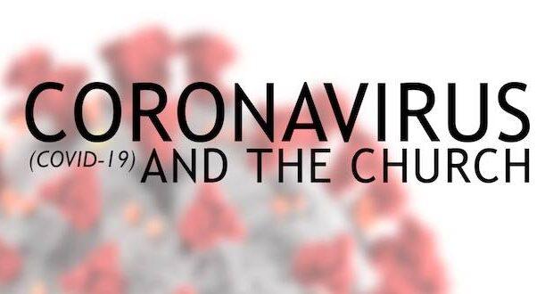 government church covid-19