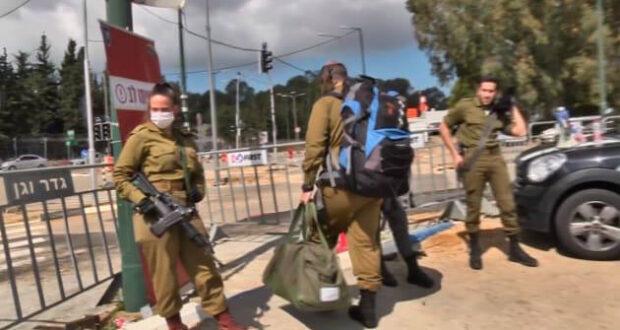 israel lockdown